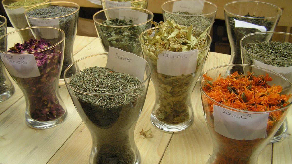 People believe in health benefits from herbs